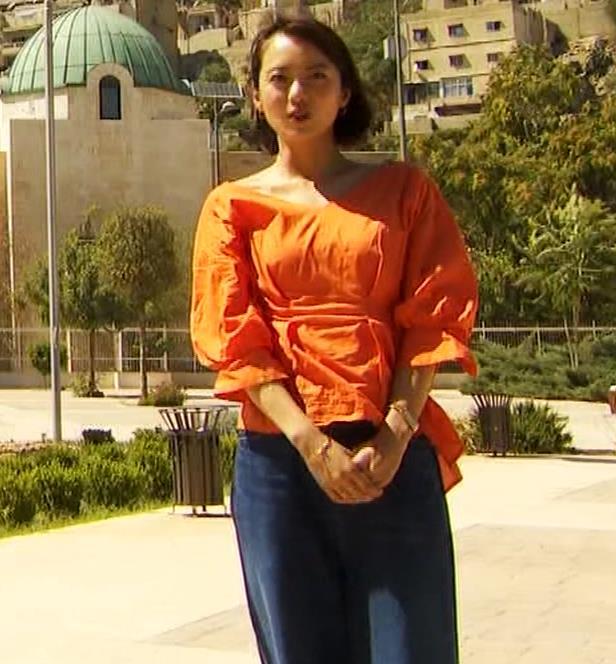 鉢嶺杏奈 ウェットスーツへの着替えシーンキャプ・エロ画像12