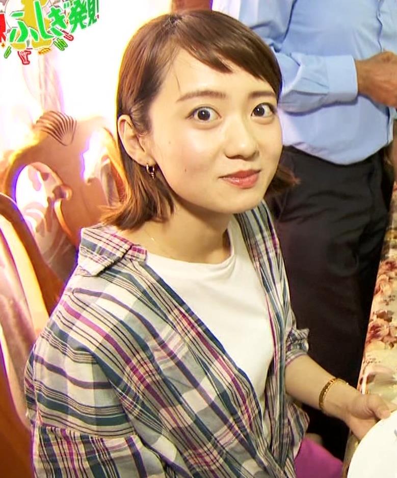 鉢嶺杏奈 ウェットスーツへの着替えシーンキャプ・エロ画像8