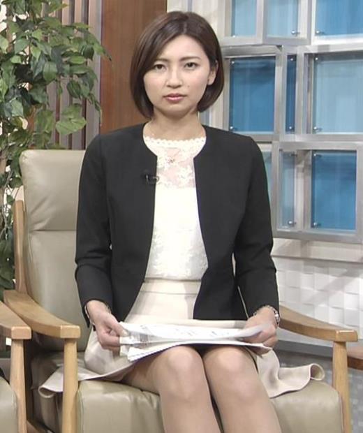 畑下由佳 ミニスカ美脚&デルタゾーンキャプ画像(エロ・アイコラ画像)