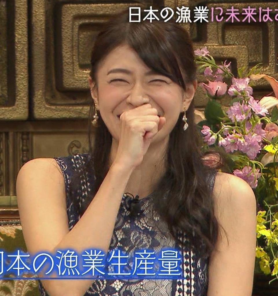 八田亜矢子 おっぱいパツパツや太もも等キャプ・エロ画像5