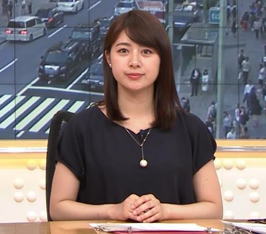 林美沙希アナ お尻のラインがいい!キャプ・エロ画像8