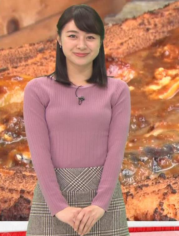 林美沙希アナ パンツ見えそうなミニスカ▼ゾーンキャプ・エロ画像2