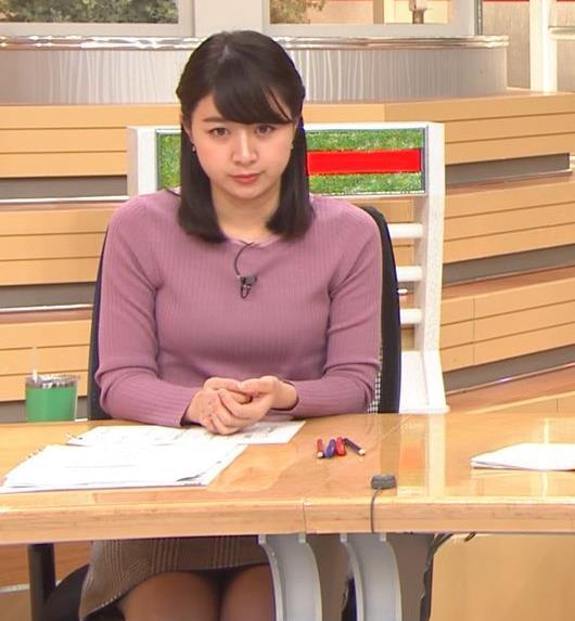林美沙希アナ パンツ見えそうなミニスカ▼ゾーンキャプ・エロ画像3