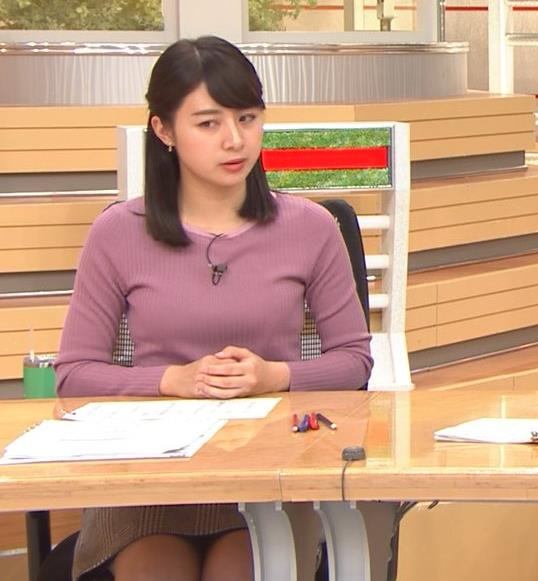 林美沙希アナ パンツ見えそうなミニスカ▼ゾーンキャプ・エロ画像4