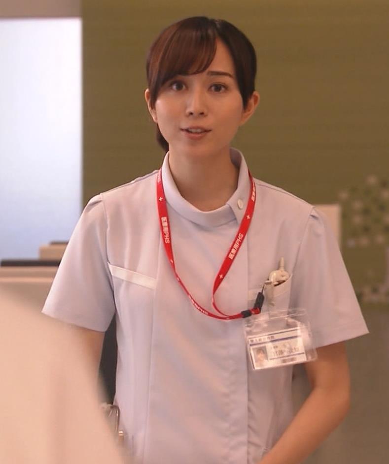 比嘉愛未 看護師役(ナース服) 「DOCTORS 最強の名医」キャプ・エロ画像17