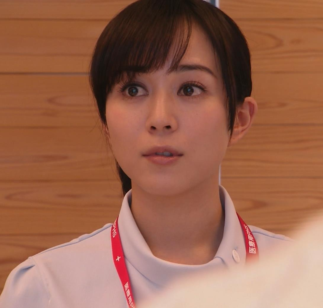 比嘉愛未 看護師役(ナース服) 「DOCTORS 最強の名医」キャプ・エロ画像4