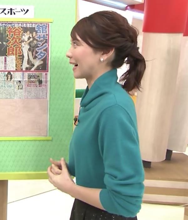 ヒロド歩美 ミニスカ黒ストッキングキャプ・エロ画像2