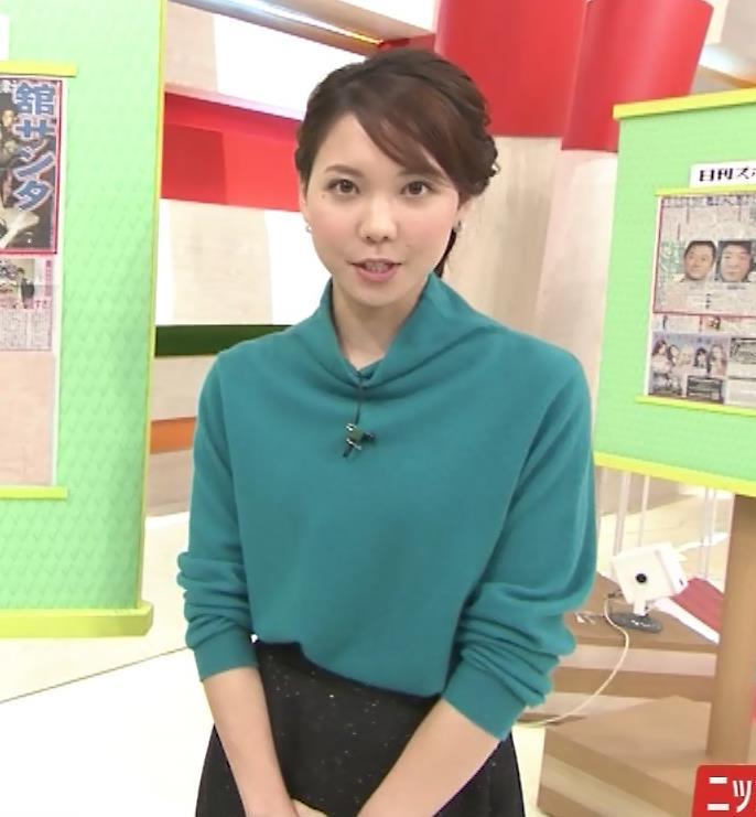 ヒロド歩美 ミニスカ黒ストッキングキャプ・エロ画像3