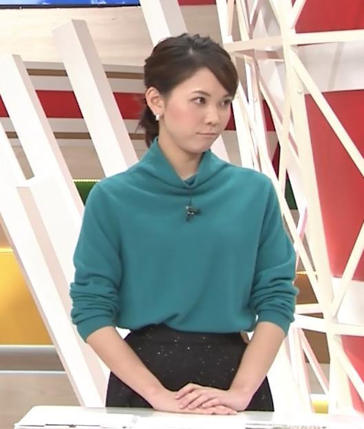ヒロド歩美 ミニスカ黒ストッキングキャプ・エロ画像5