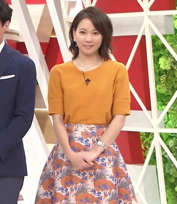 ヒロド歩美アナ 「サンデーLIVE!!」 よりキャプ・エロ画像3