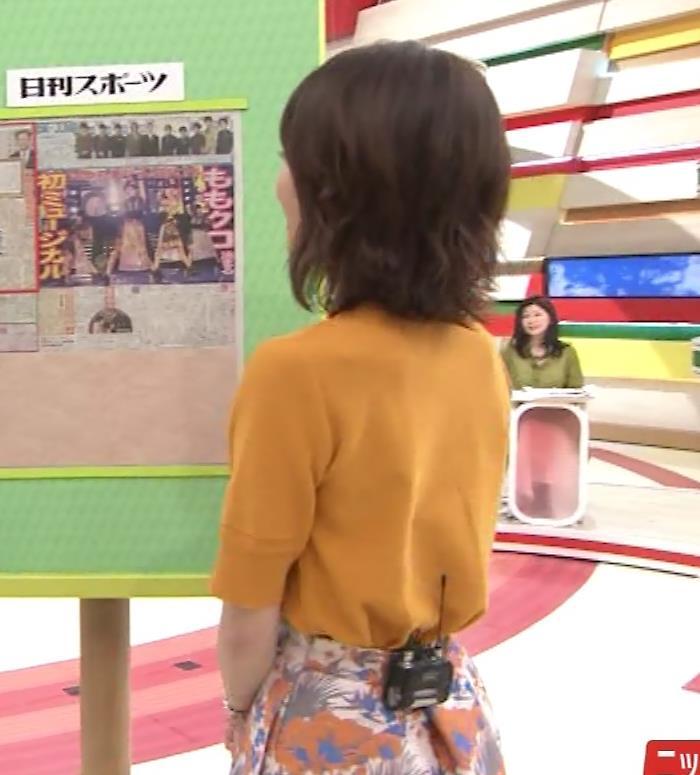 ヒロド歩美アナ 「サンデーLIVE!!」 よりキャプ・エロ画像6