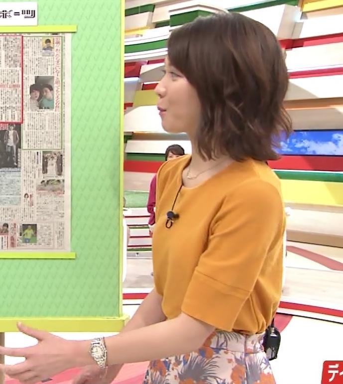 ヒロド歩美アナ 「サンデーLIVE!!」 よりキャプ・エロ画像7