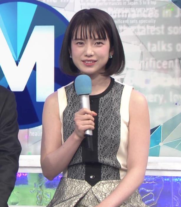 弘中綾香アナ ノースリーブの白い肌キャプ・エロ画像4