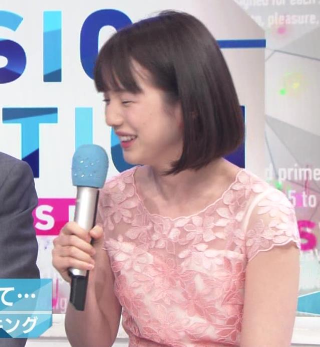 弘中綾香アナ ワキチラキャプ・エロ画像2