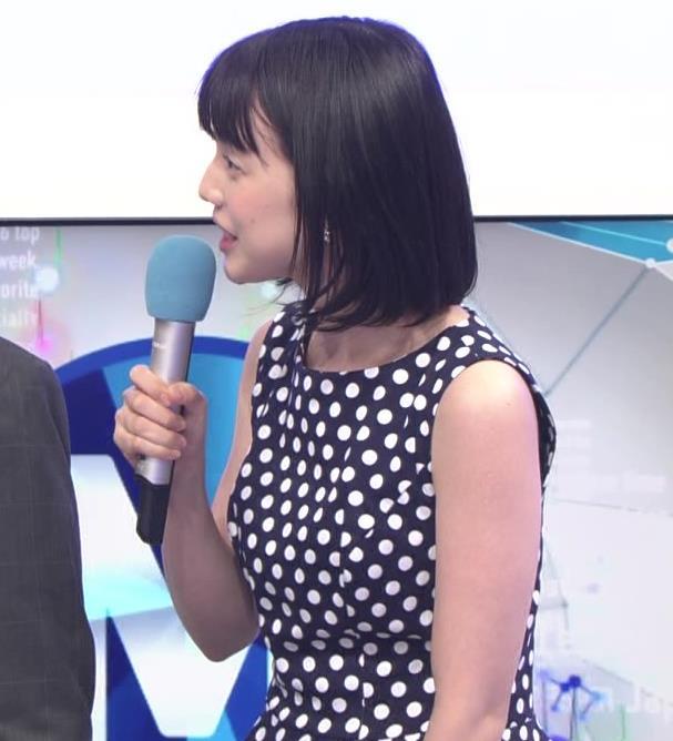 弘中綾香アナ おっぱい大きくなってない??キャプ・エロ画像6