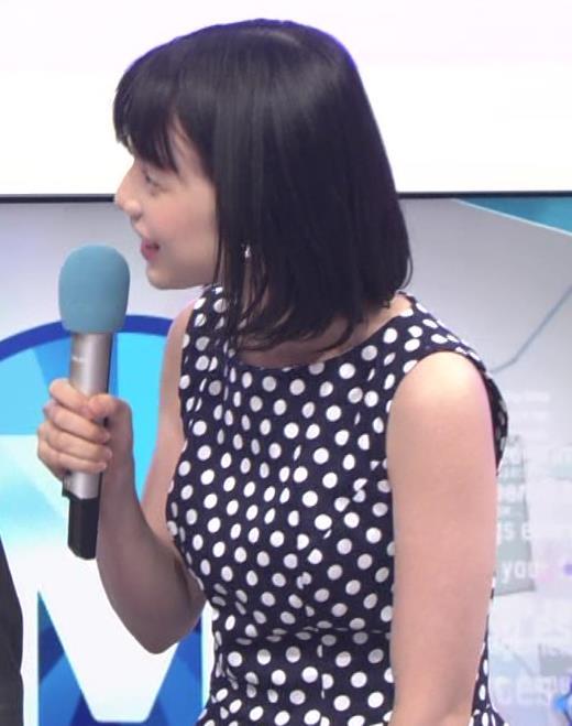 弘中綾香アナ おっぱい大きくなってない??キャプ・エロ画像7