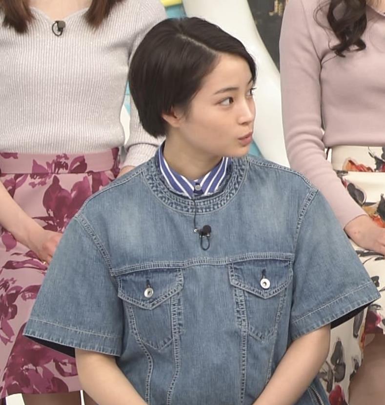 広瀬すず 「ZIP!」でドラマの番宣キャプ・エロ画像3