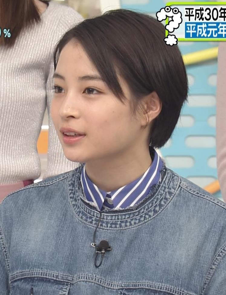 広瀬すず 「ZIP!」でドラマの番宣キャプ・エロ画像4