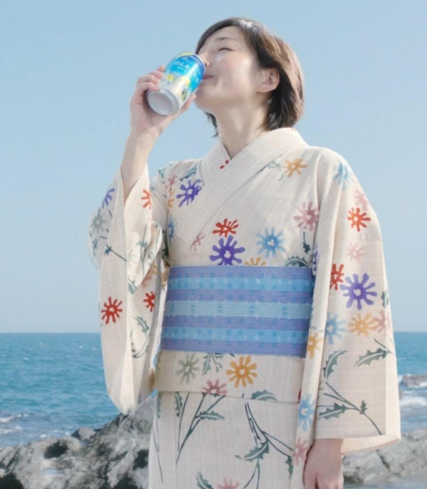 広末涼子 入浴CMをキャプキャプ・エロ画像4
