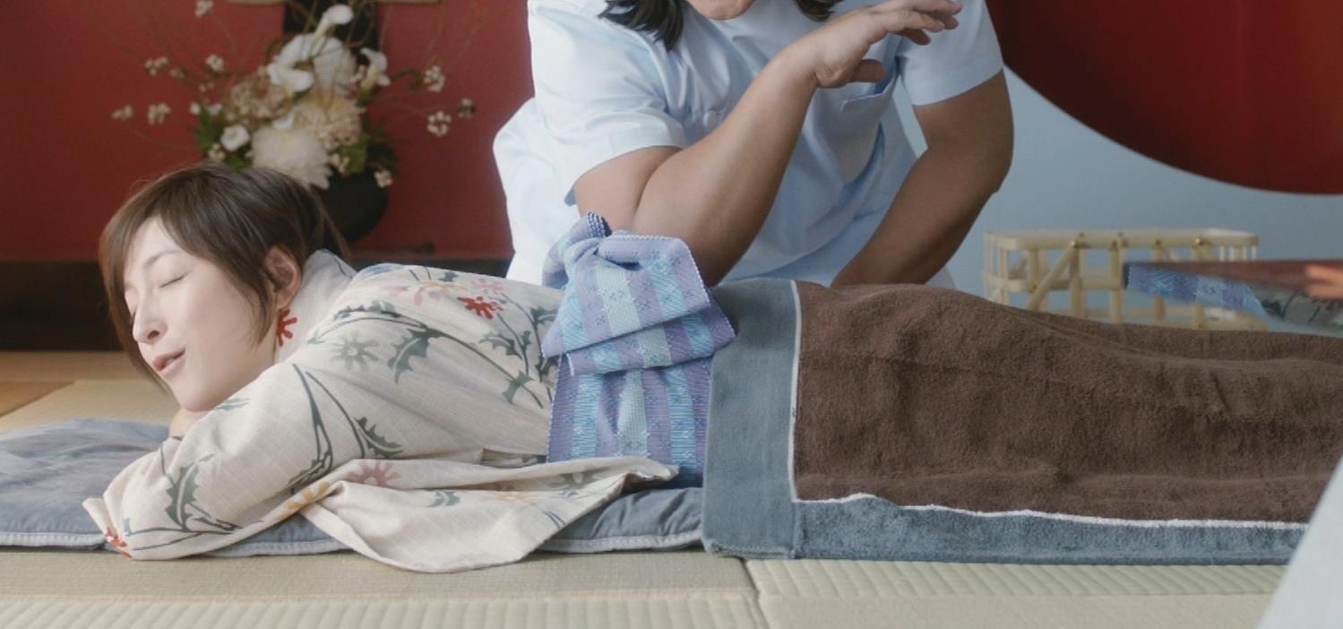広末涼子 入浴CMをキャプキャプ・エロ画像6