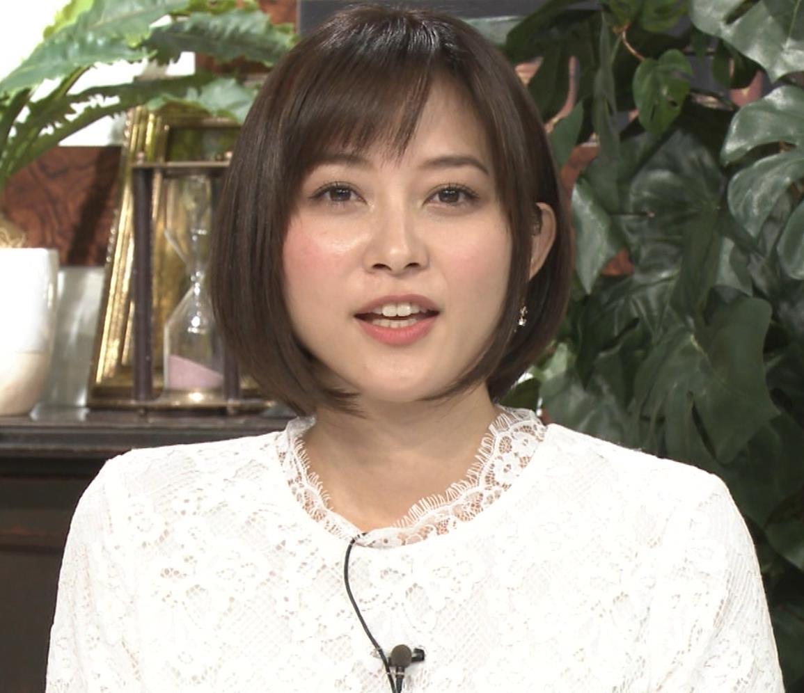 久冨慶子アナ 林先生のなるほど!社会見聞録キャプ・エロ画像4