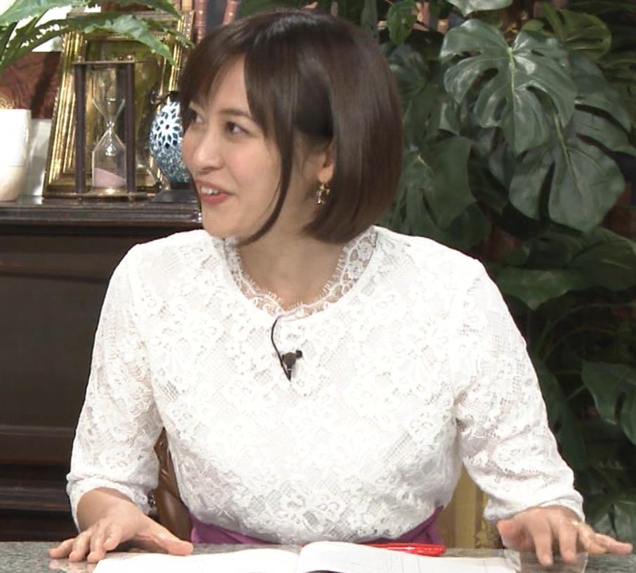 久冨慶子アナ 林先生のなるほど!社会見聞録キャプ・エロ画像8