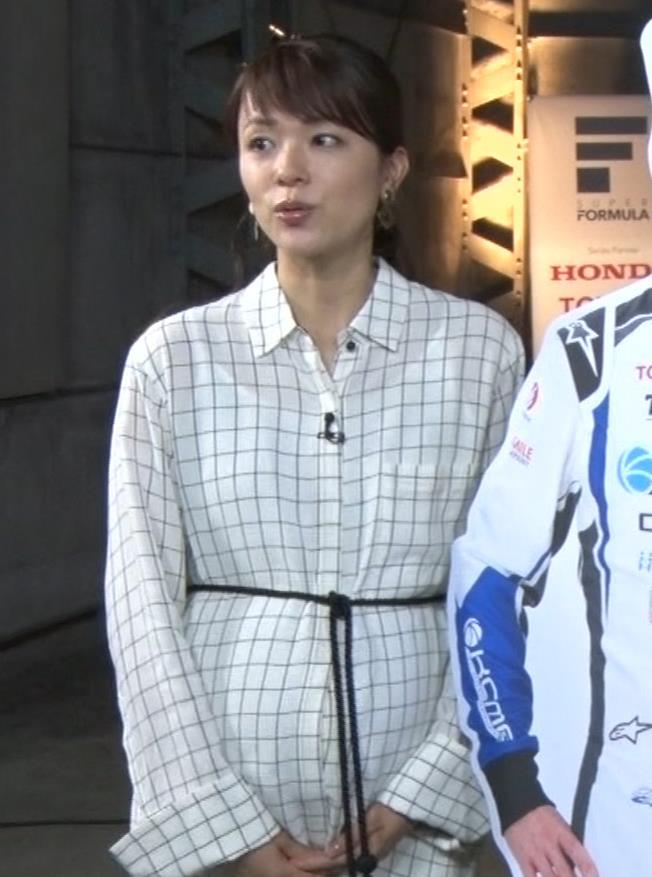本田朋子アナ 妊娠ボテ腹キャプ・エロ画像3