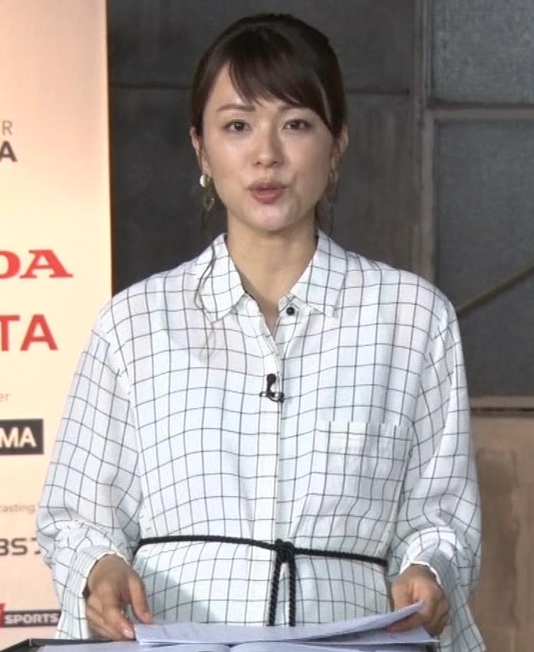 本田朋子アナ 妊娠ボテ腹キャプ・エロ画像7