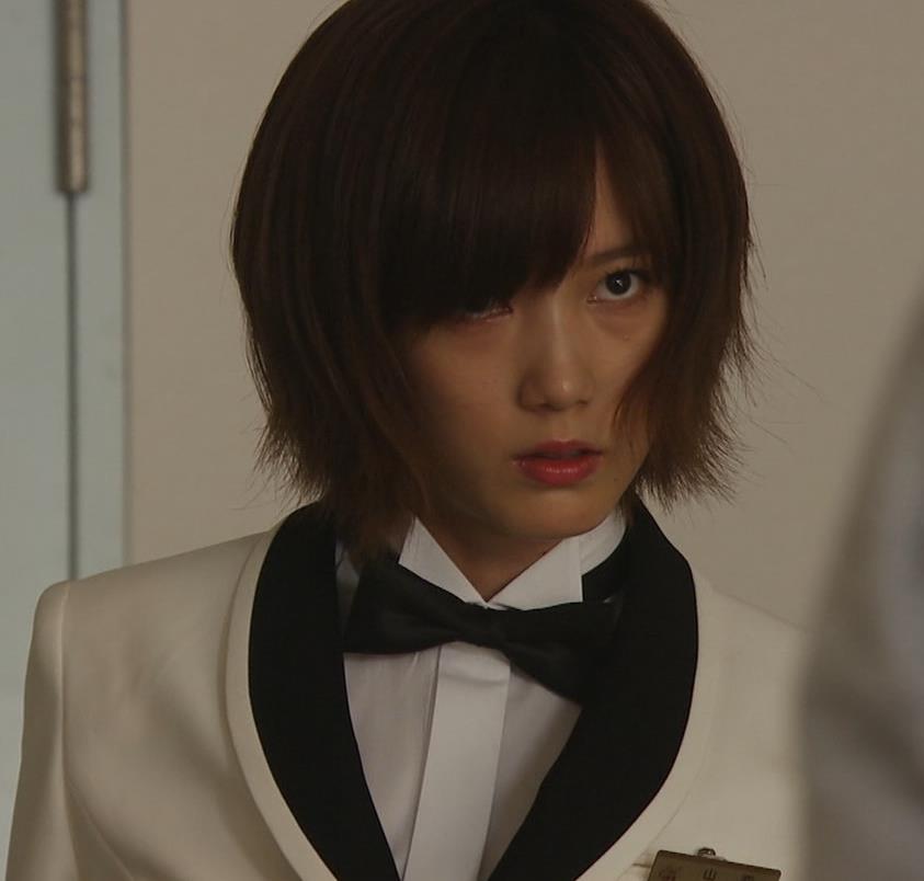 本田翼 新ドラマの格闘シーンがエロいと話題に!キャプ・エロ画像3