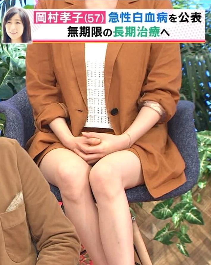 ホラン千秋 美脚生足キャプ・エロ画像2