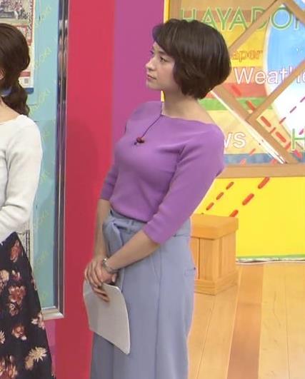 堀口ミイナ いつもニットおっぱいがエロいキャプ・エロ画像4