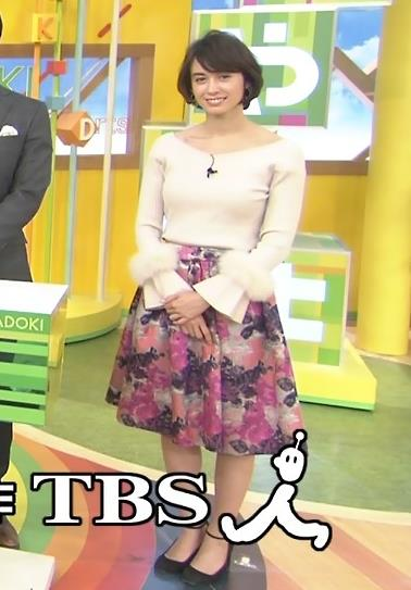 堀口ミイナ 形がいいニットおっぱい♡キャプ・エロ画像10