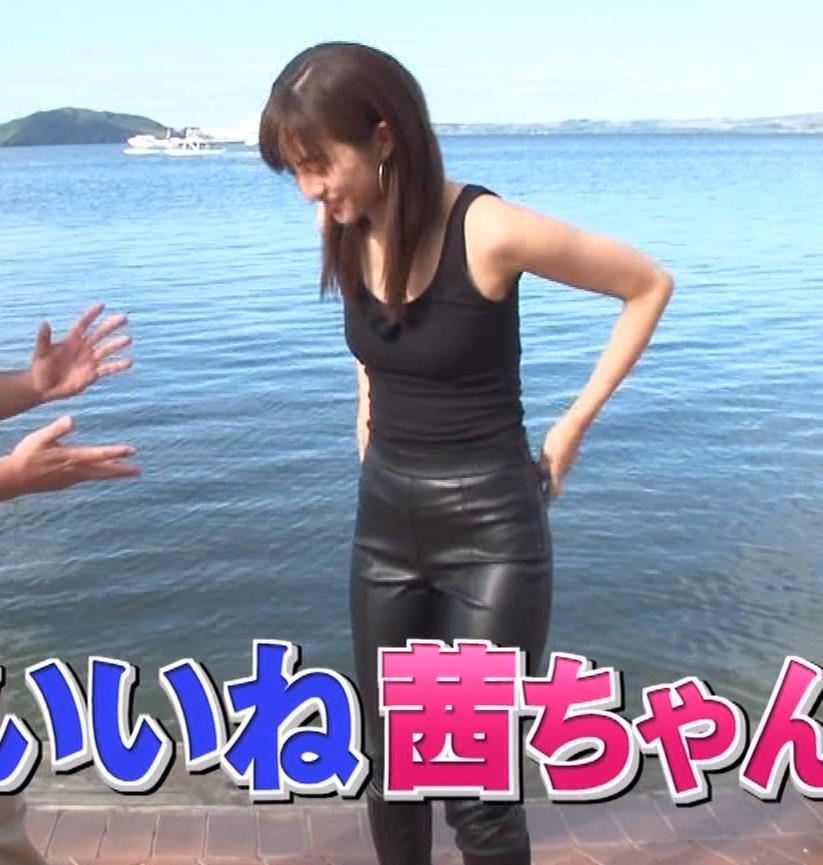 堀田茜 「峰不二子の無いバージョン」だけど十分エロいキャプ・エロ画像4