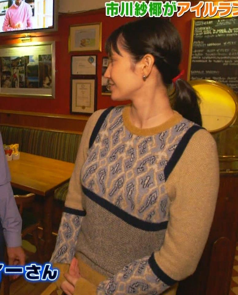 市川紗椰 スター・ウォーズのコスプレで巨乳が目立つキャプ・エロ画像2