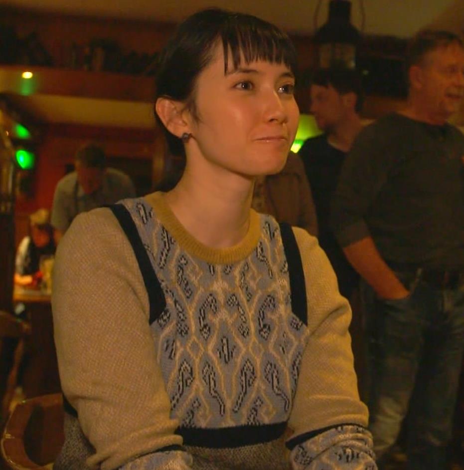市川紗椰 スター・ウォーズのコスプレで巨乳が目立つキャプ・エロ画像4