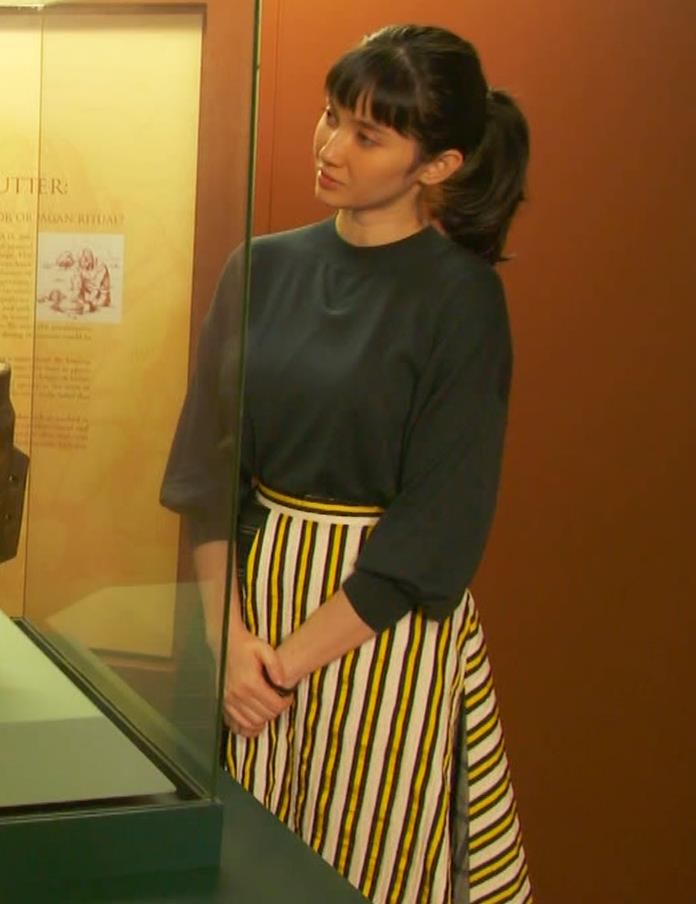 市川紗椰 スター・ウォーズのコスプレで巨乳が目立つキャプ・エロ画像9