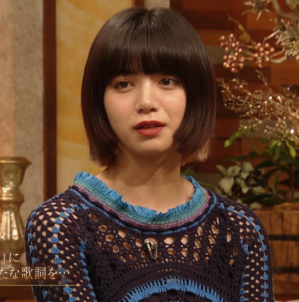 池田エライザ NHKでも体のラインがでるエロい衣装キャプ・エロ画像14