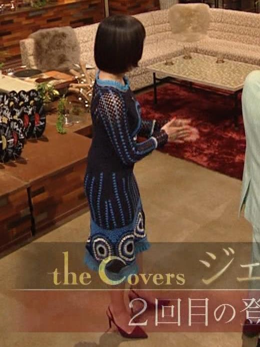 池田エライザ NHKでも体のラインがでるエロい衣装キャプ・エロ画像5