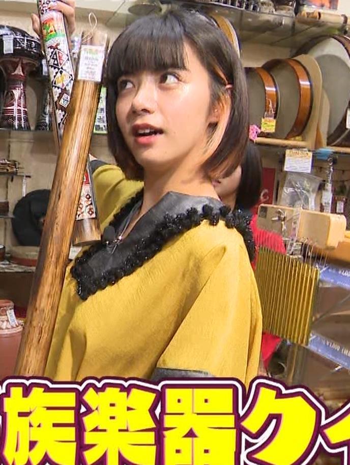 池田エライザ ワキチラ画像キャプ・エロ画像9