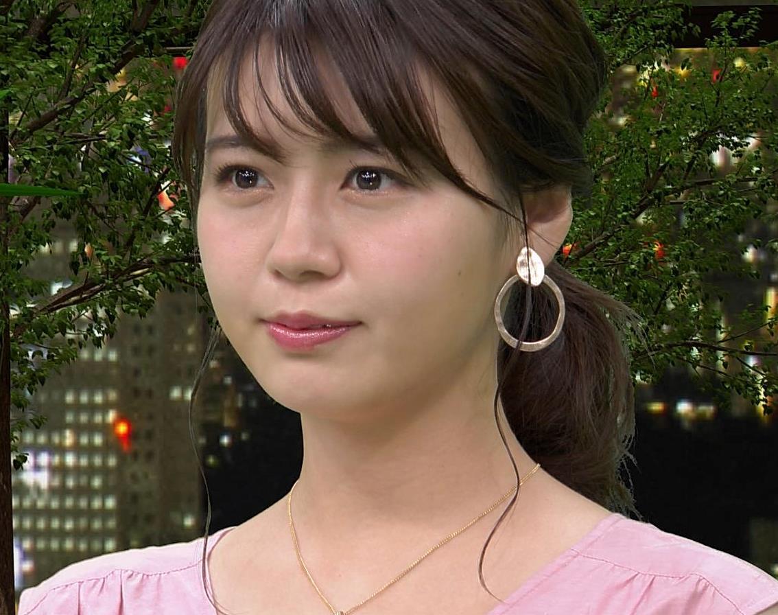 井口綾子 おっぱいがエロいワンピースキャプ・エロ画像2