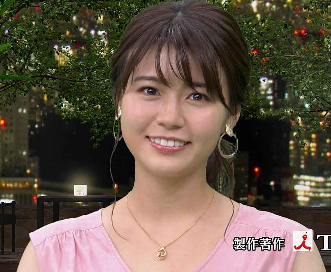 井口綾子 おっぱいがエロいワンピースキャプ・エロ画像8