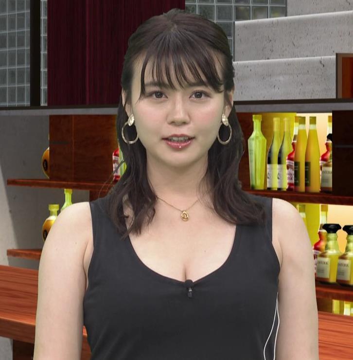 井口綾子 史上最高にエロい経済番組キャプ・エロ画像