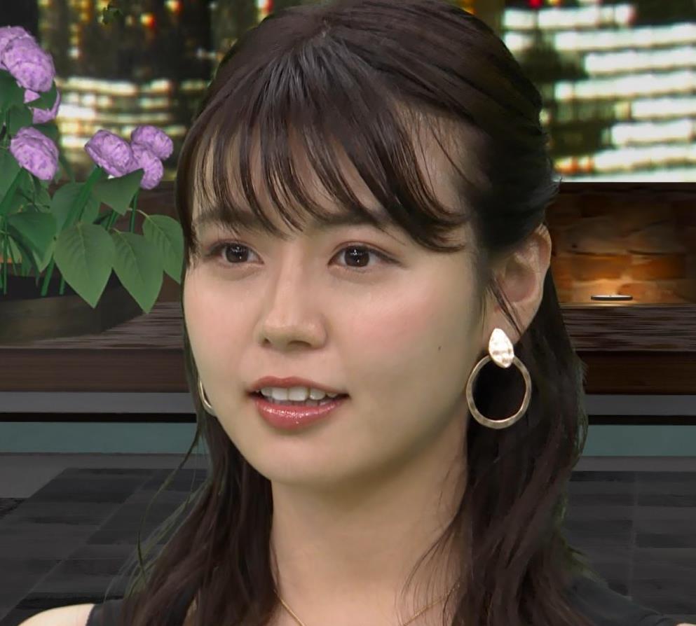井口綾子 史上最高にエロい経済番組キャプ・エロ画像4