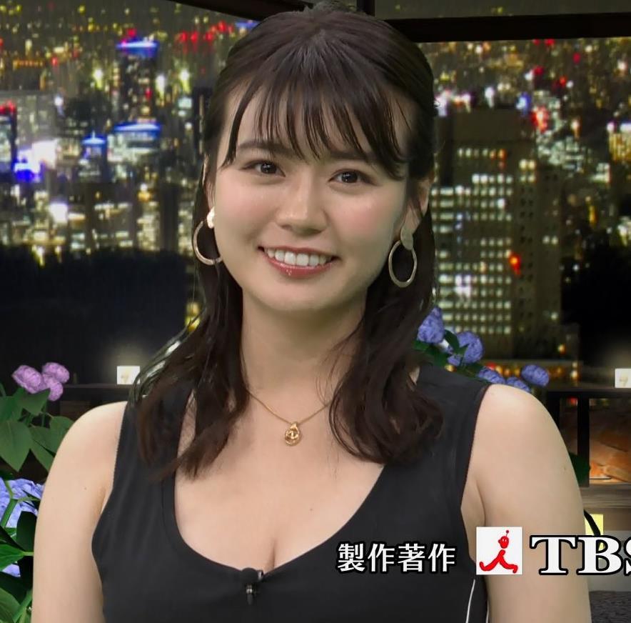 井口綾子 史上最高にエロい経済番組キャプ・エロ画像10