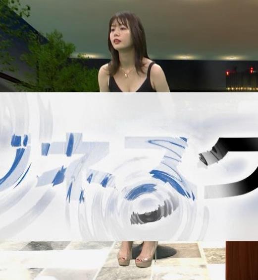 井口綾子 エロ・タンクトップキャプ・エロ画像
