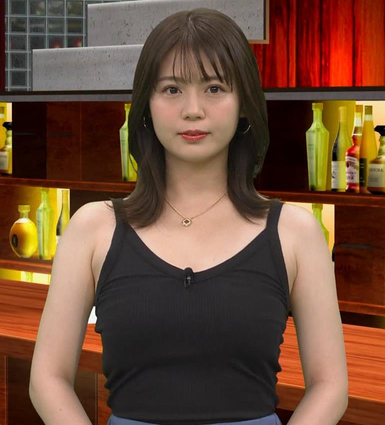 井口綾子 エロ・タンクトップキャプ・エロ画像4