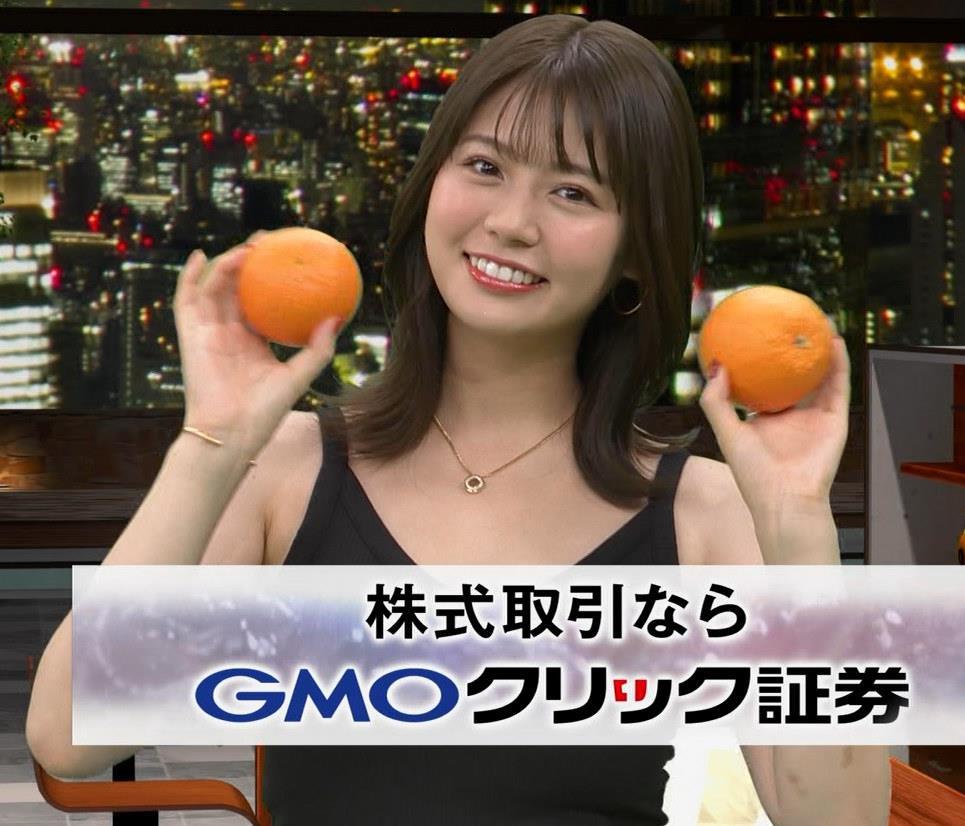 井口綾子 エロ・タンクトップキャプ・エロ画像10