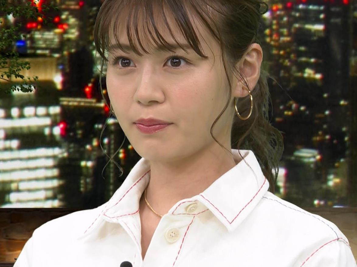 井口綾子 かわいい笑顔キャプ・エロ画像