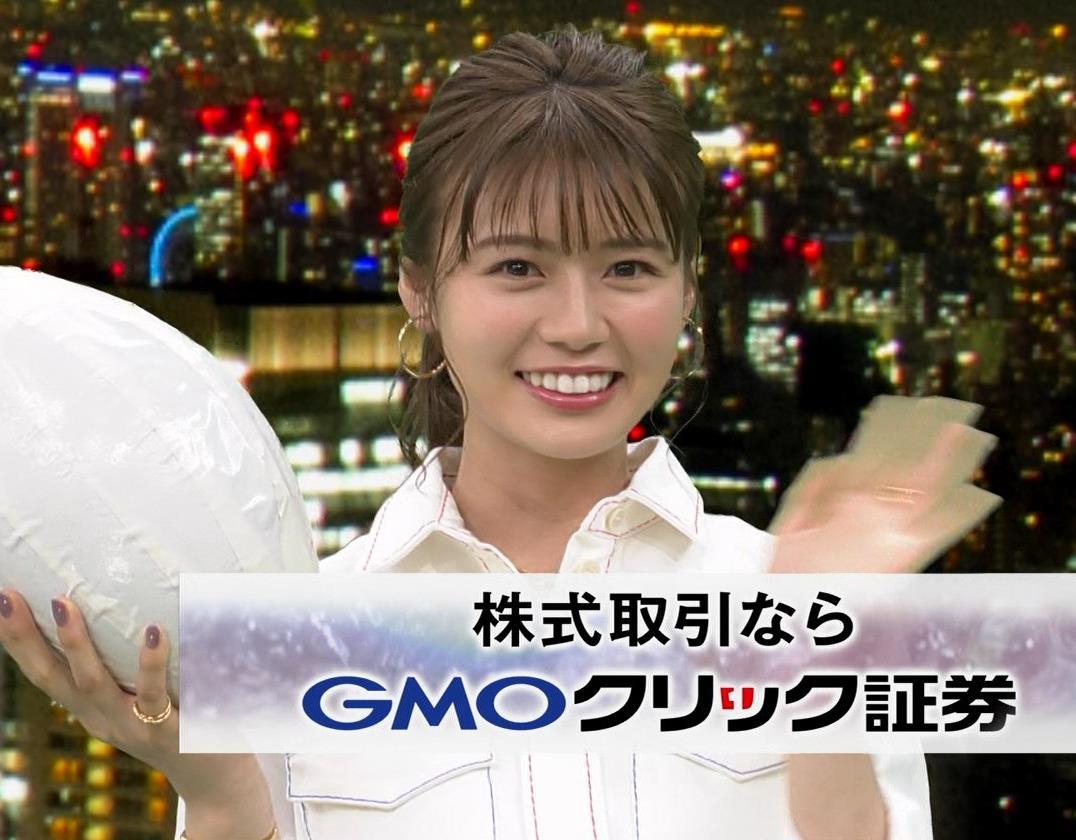 井口綾子 かわいい笑顔キャプ・エロ画像11