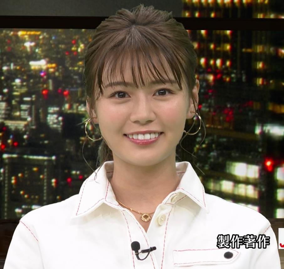 井口綾子 かわいい笑顔キャプ・エロ画像6